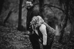 Laura & Andy - Crawfordsburn Country Park, Bangor