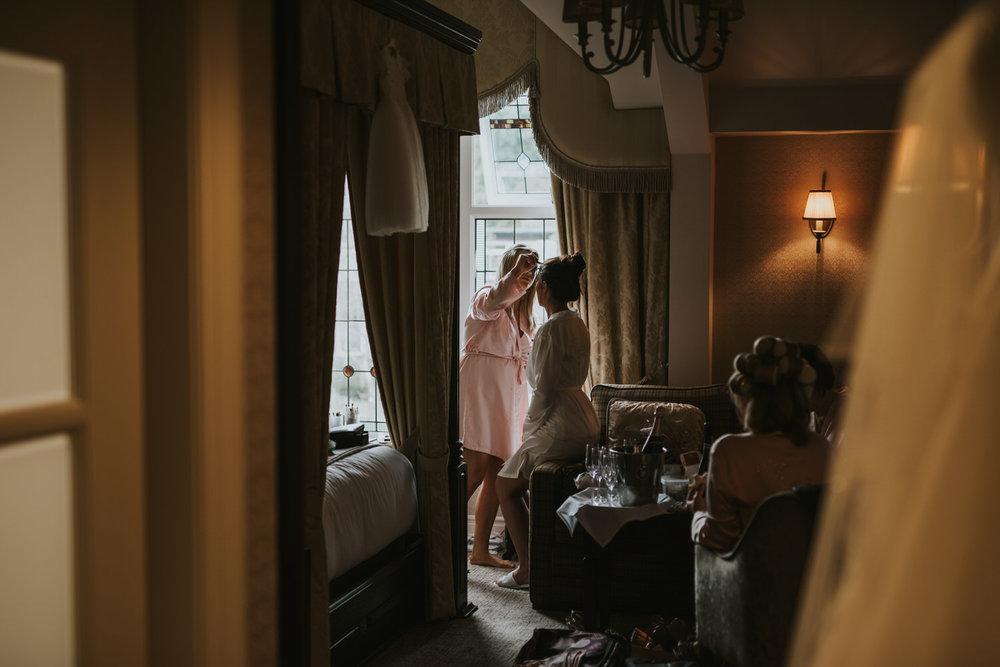 The Old Inn Wedding 09