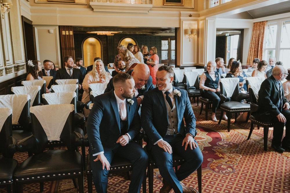 The Old Inn Wedding 30