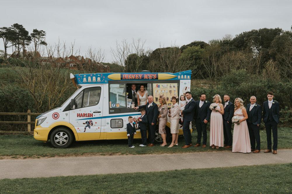 The Old Inn Wedding 62