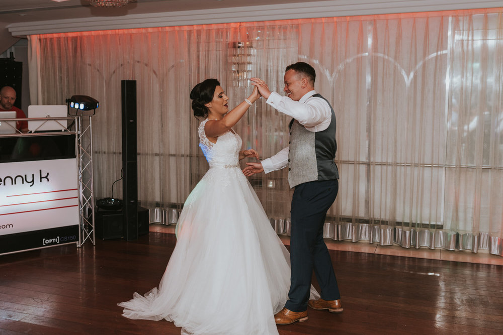 The Old Inn Wedding 108