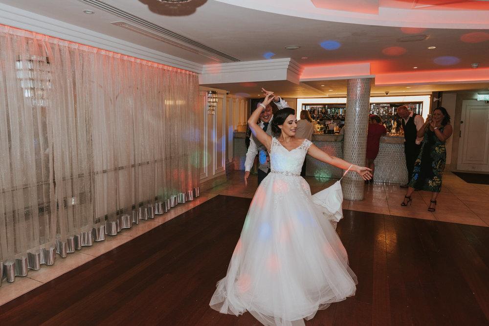 The Old Inn Wedding 109