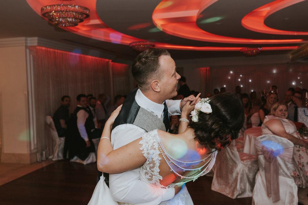 The Old Inn Wedding 113