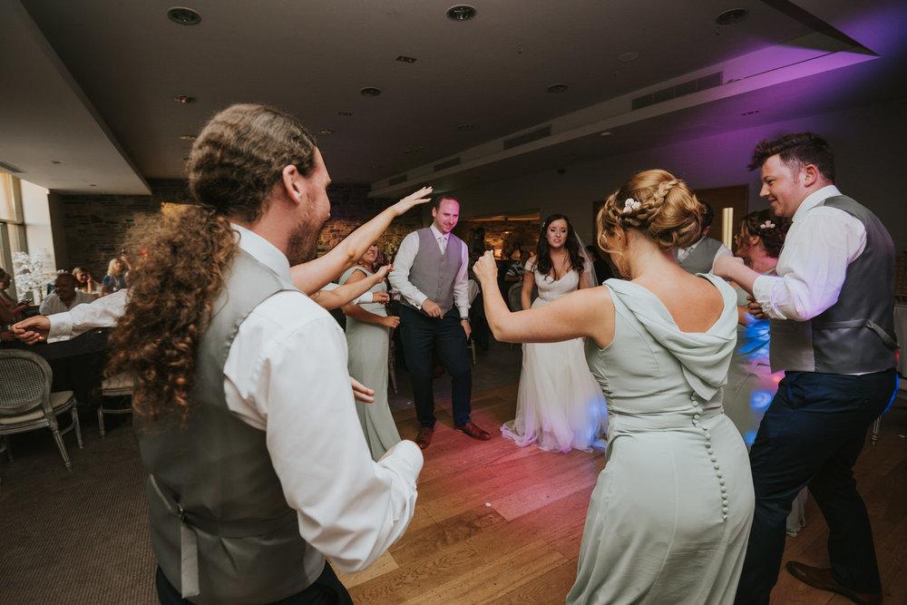 Clandeboye Lodge Wedding 121