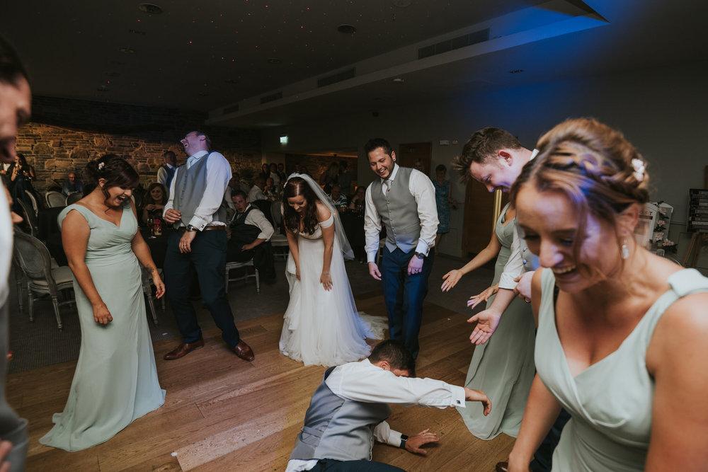 Clandeboye Lodge Wedding 124