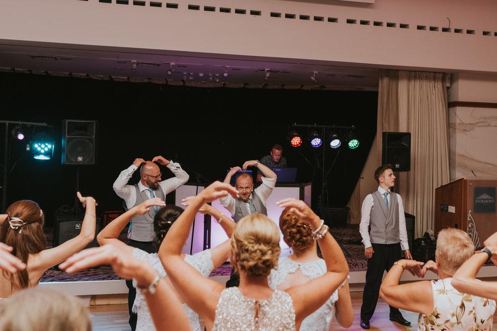 Wedding at Stormont Hotel 123