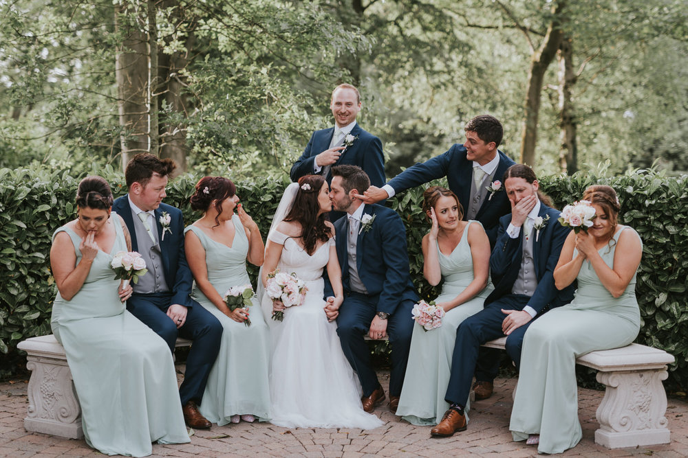 Clandeboye Lodge Hotel Wedding
