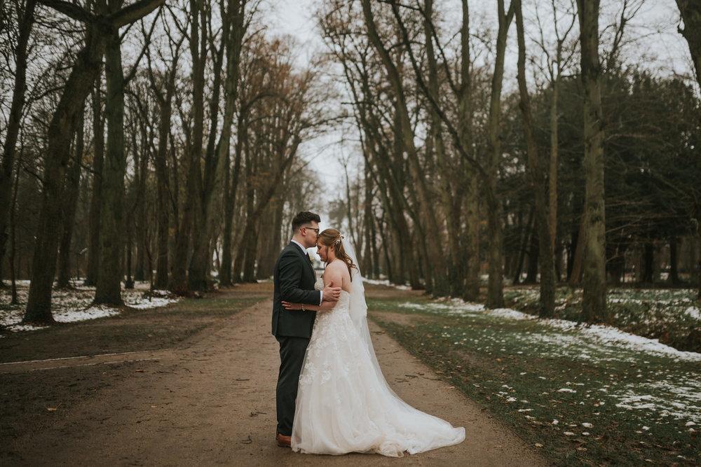 Leighinmohr Hotel Wedding