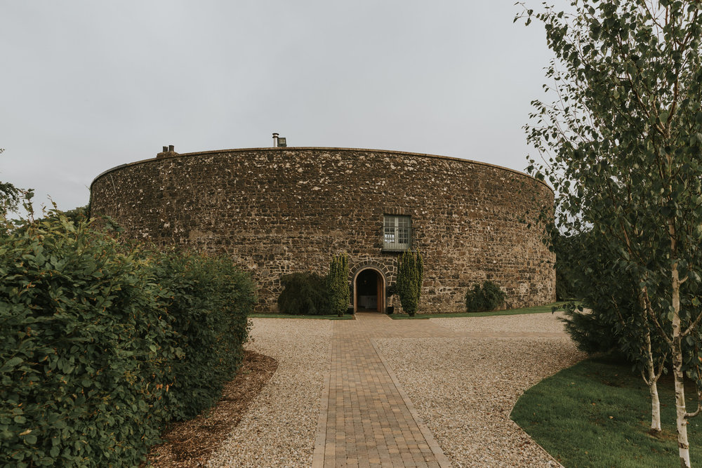 Lissanoure Castle Wedding 28