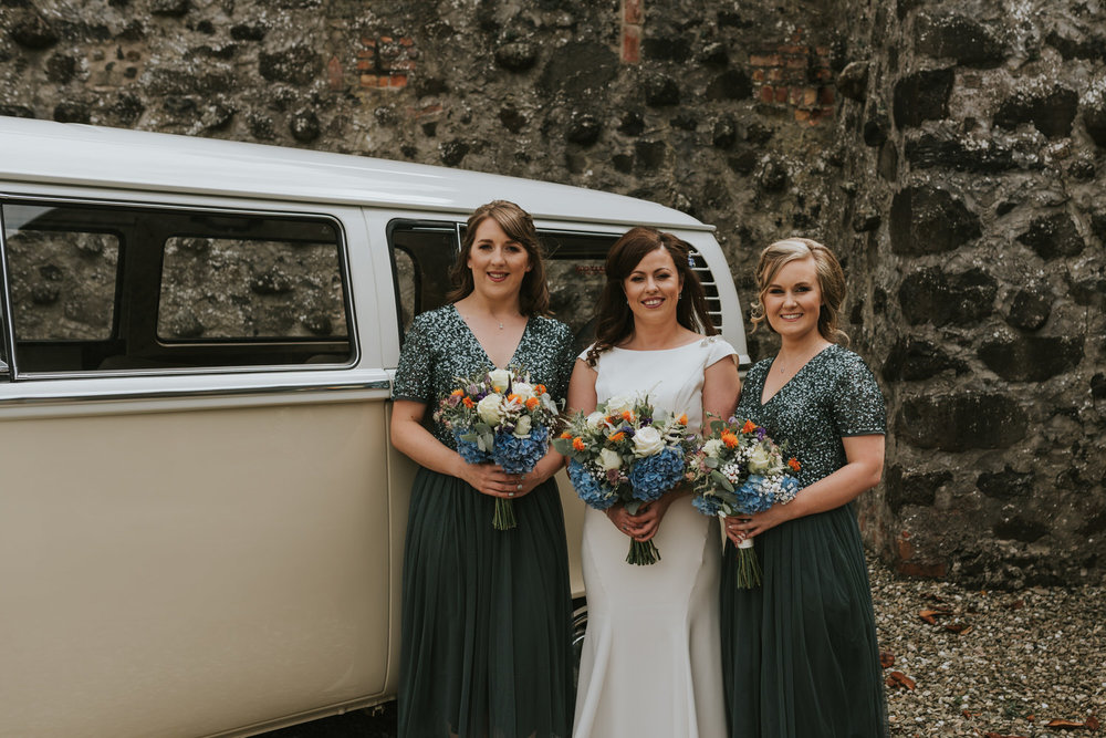Lissanoure Castle Wedding 40