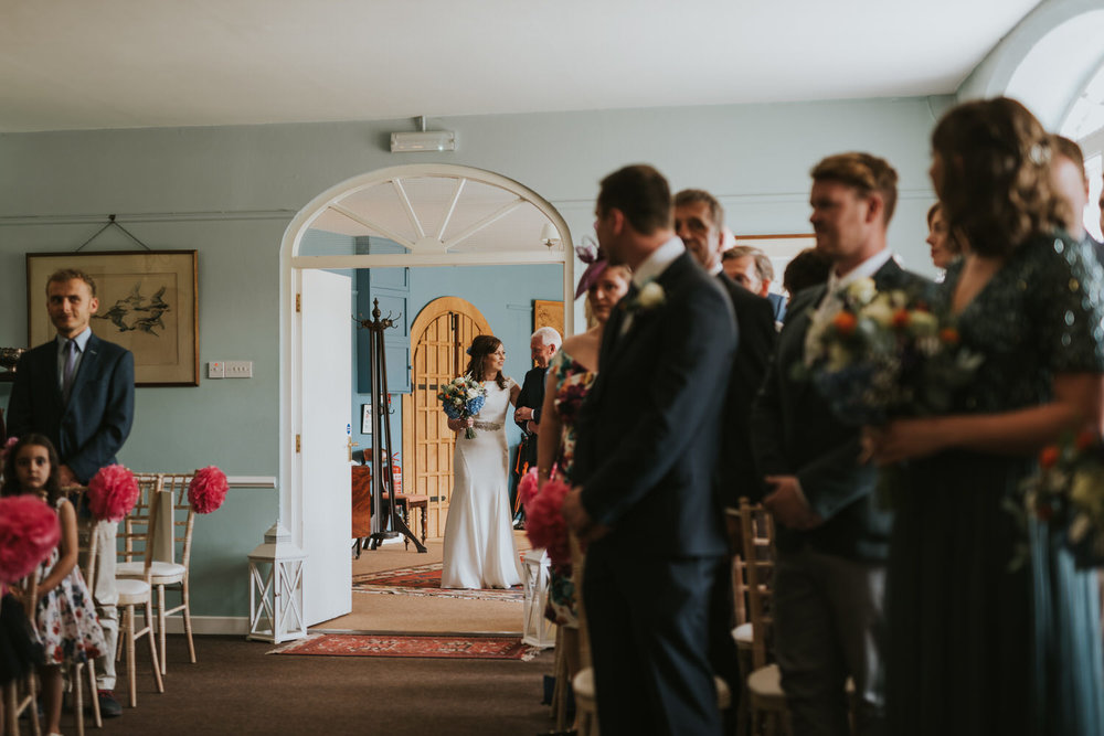 Lissanoure Castle Wedding 43