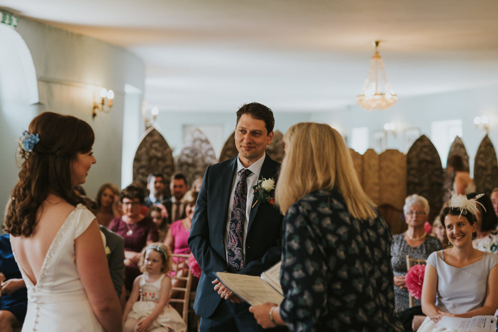 Lissanoure Castle Wedding 46