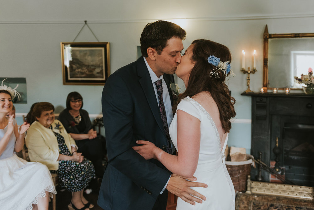 Lissanoure Castle Wedding 58