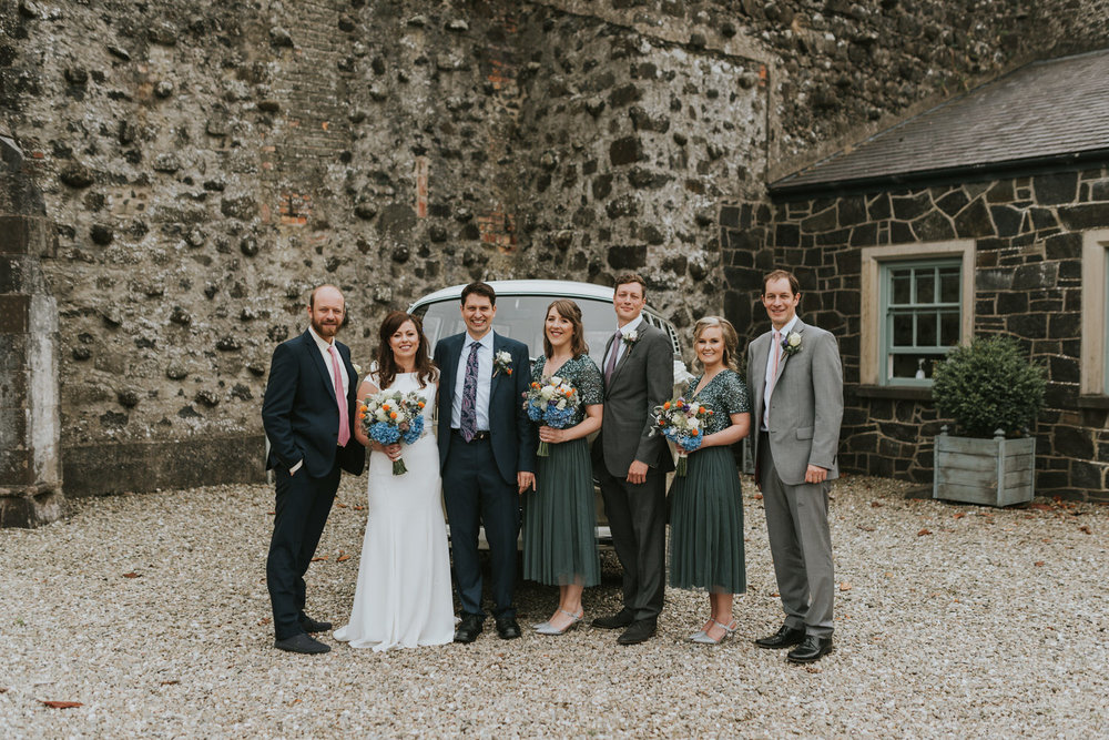 Lissanoure Castle Wedding 63