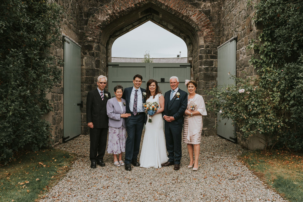 Lissanoure Castle Wedding 65