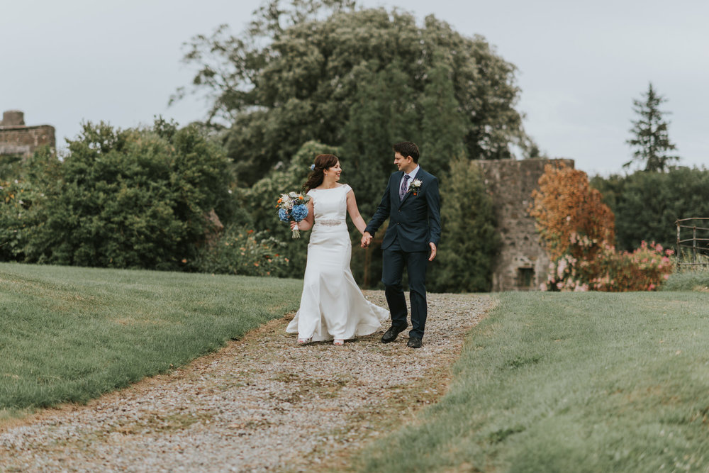 Lissanoure Castle Wedding 70