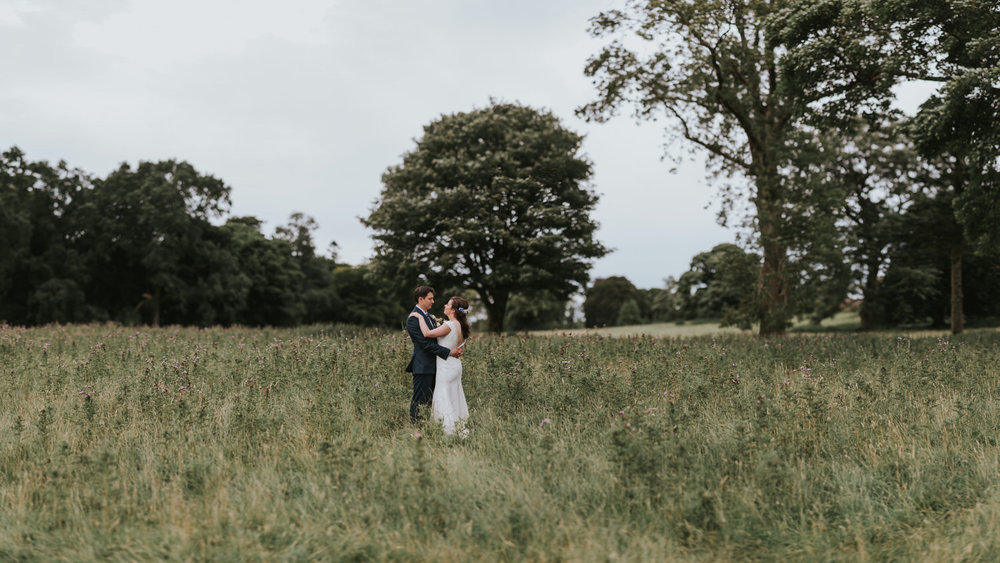 Lissanoure Castle Wedding 79