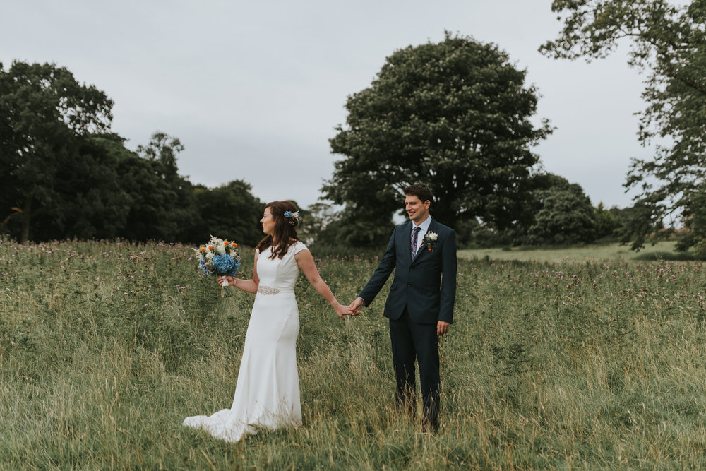 Lissanoure Castle Wedding 81