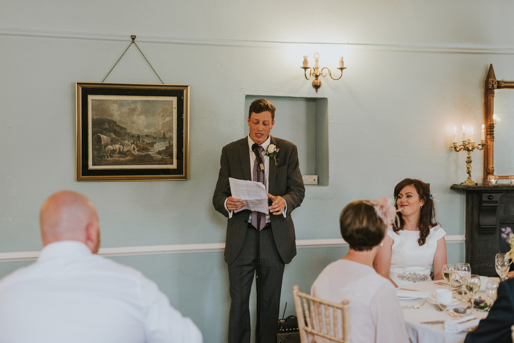 Lissanoure Castle Wedding 92