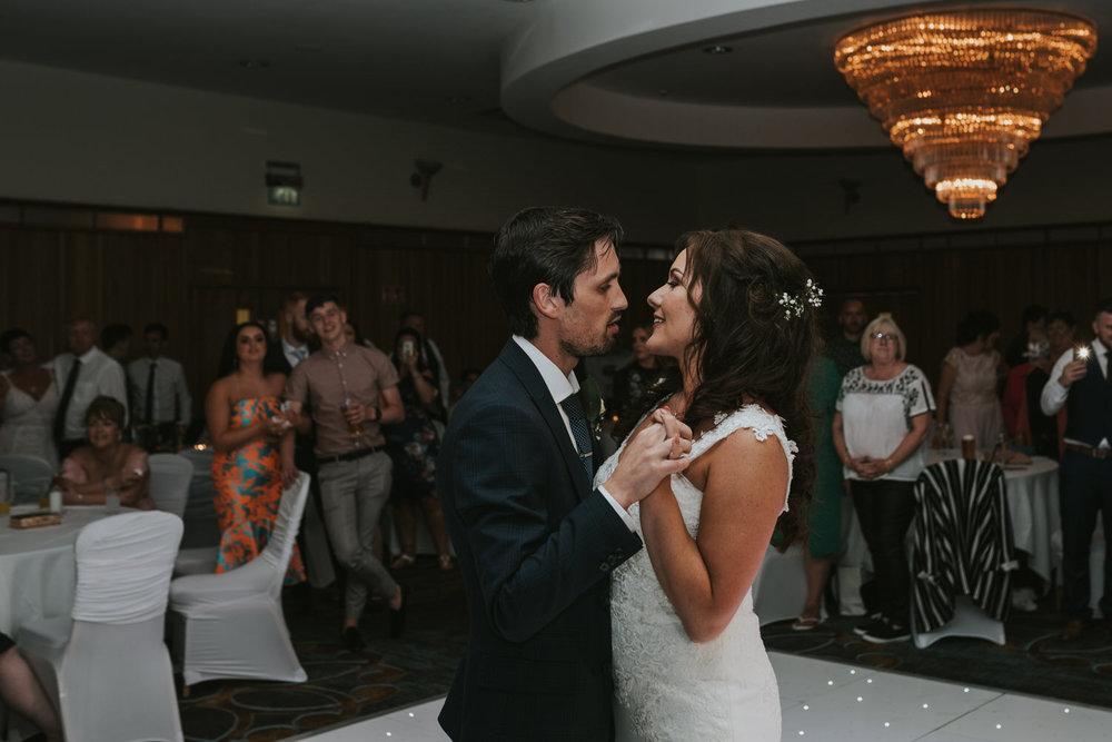 La Mon Hotel Wedding 103