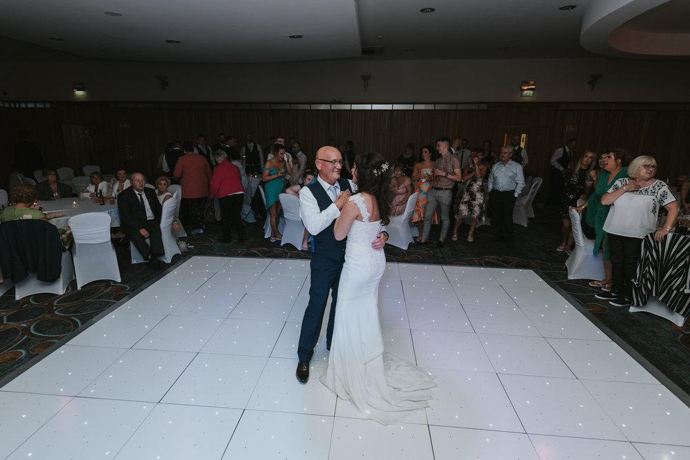 La Mon Hotel Wedding 106