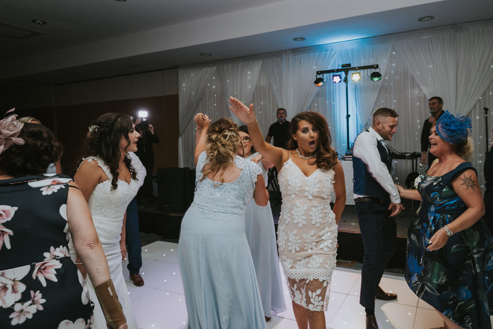La Mon Hotel Wedding 112