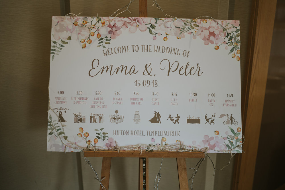 Belfast Hilton Templepatrick Wedding 26