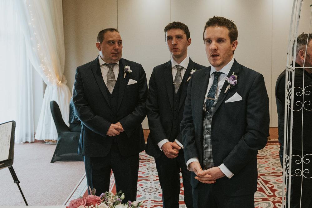 Belfast Hilton Templepatrick Wedding 38