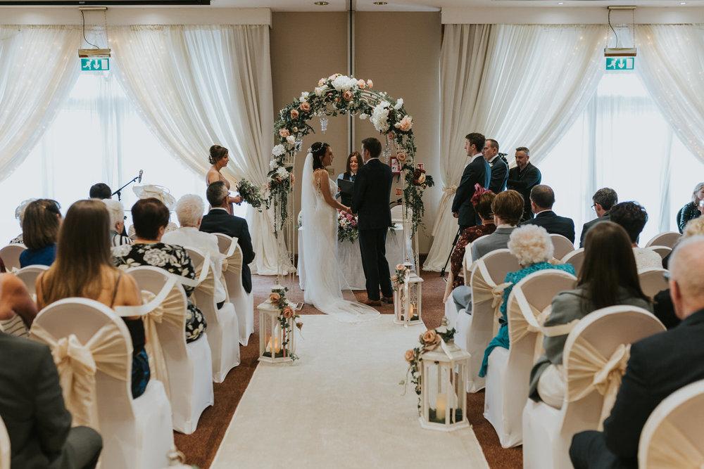 Belfast Hilton Templepatrick Wedding 48