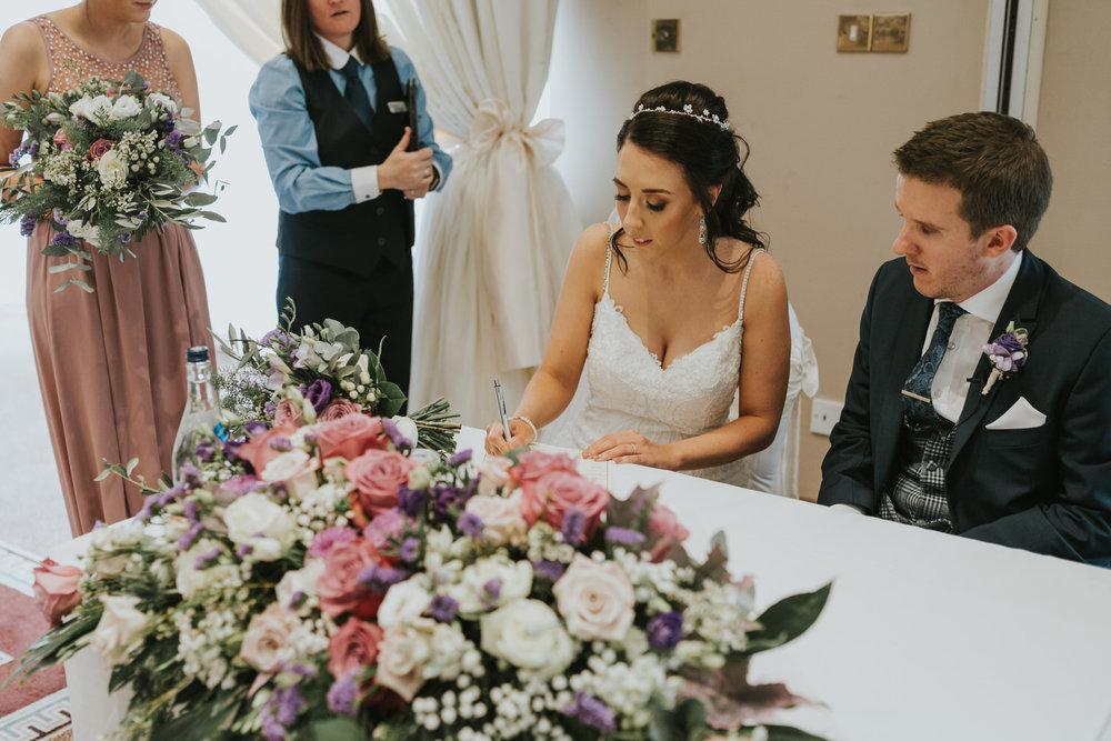 Belfast Hilton Templepatrick Wedding 53
