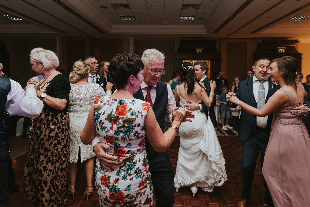 Belfast Hilton Templepatrick Wedding 97