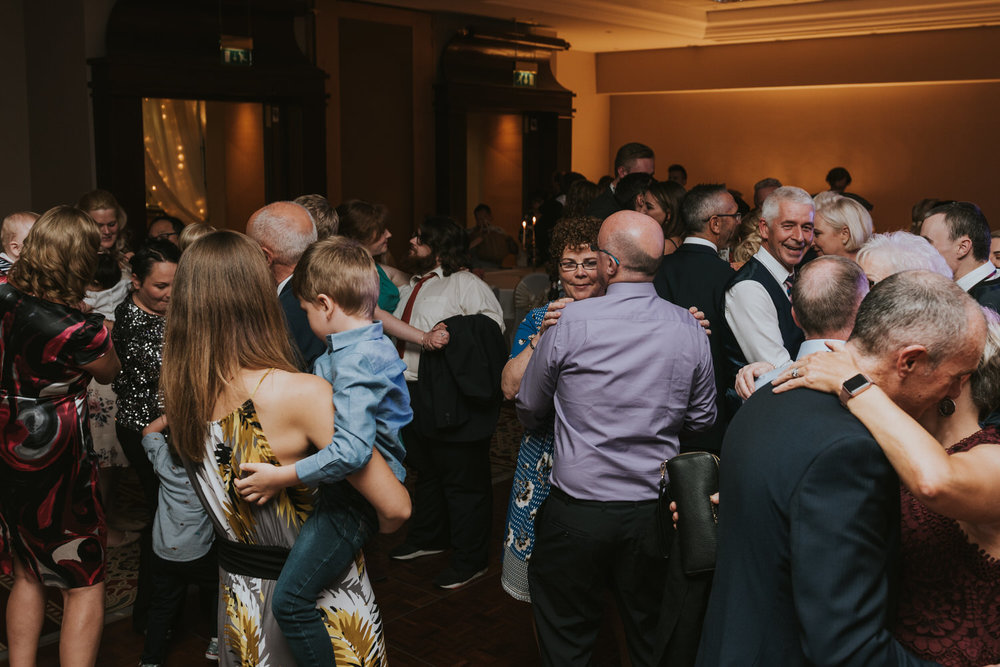 Belfast Hilton Templepatrick Wedding 98