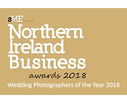 Wedding Photographer of the year 2018 Northern Ireland