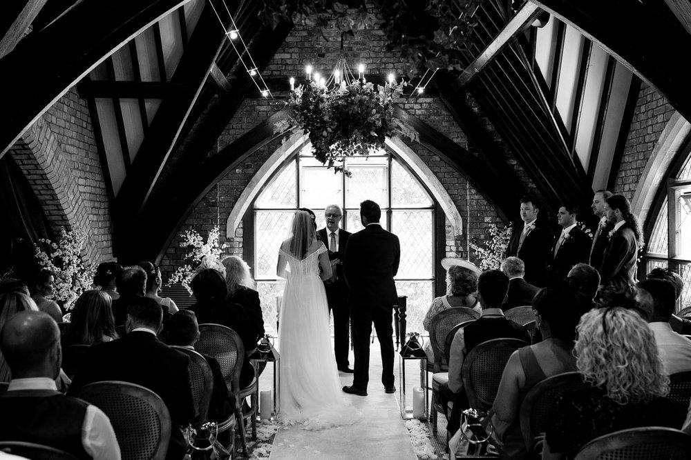 wedding photos at the Clandeboye Lodge Hotel
