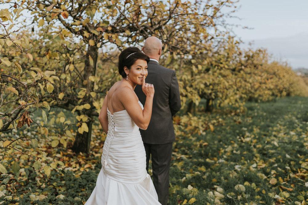 First Look Northern Ireland Wedding Photographer 05