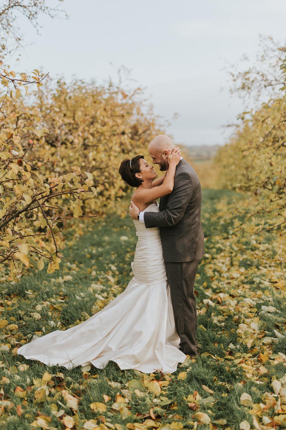 First Look Northern Ireland Wedding Photographer 12