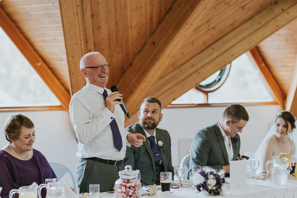 Templeton Hotel Wedding Speeches