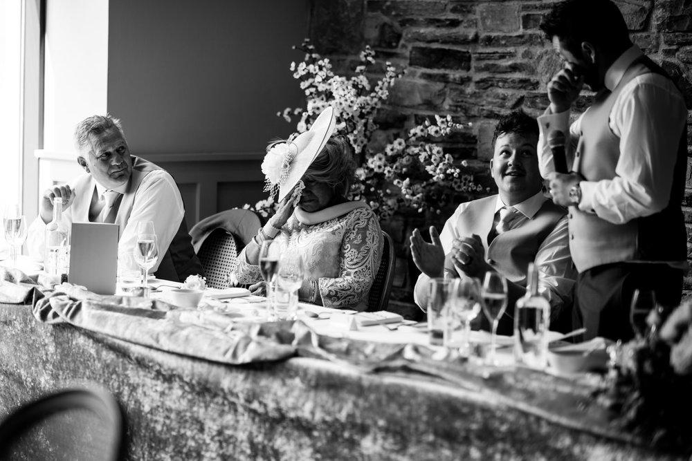 Clandeboye Lodge Wedding Speeches
