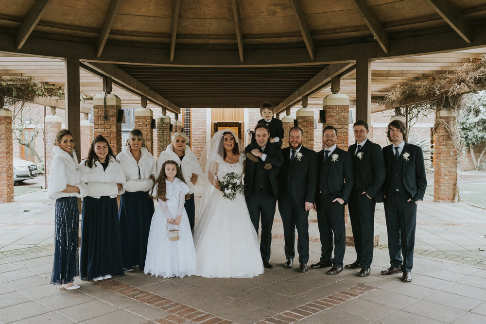 Dunadry Hotel Wedding 47
