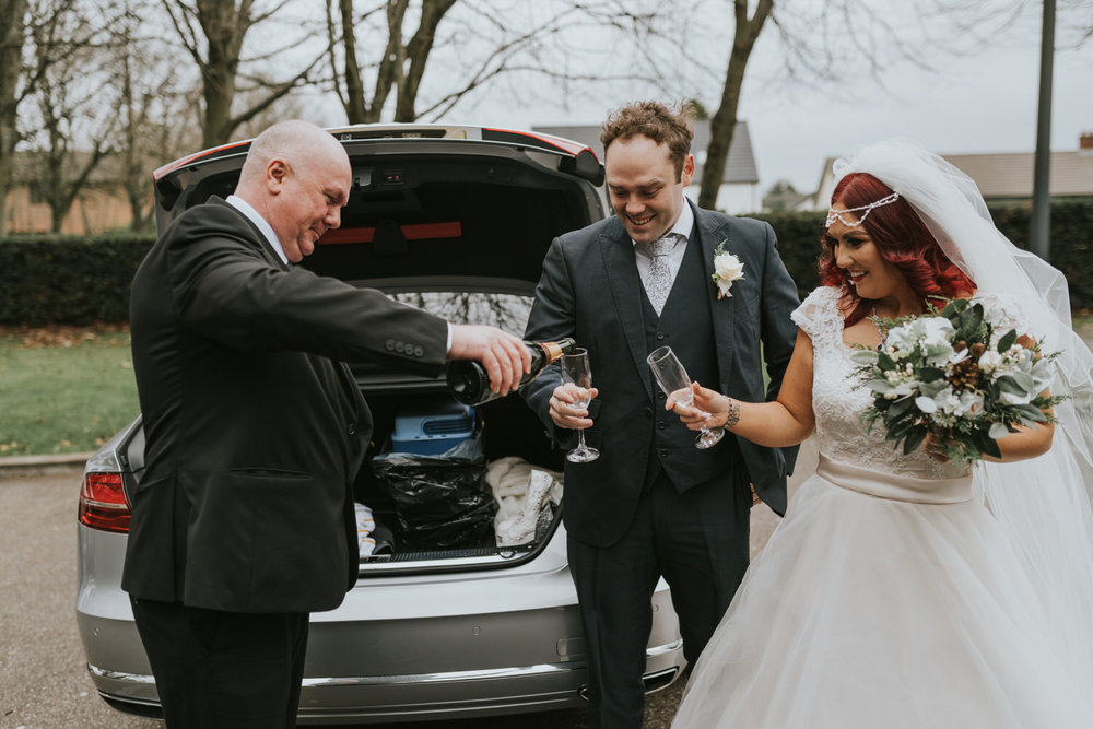 Dunadry Hotel Wedding 48