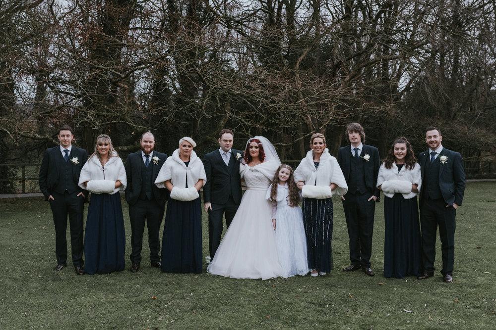 Dunadry Hotel Wedding 68