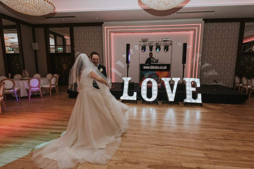 Dunadry Hotel Wedding 90