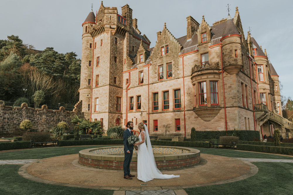 Wedding photos at Belfast Castle 34