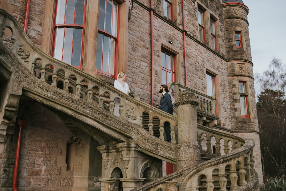 Wedding photos at Belfast Castle 48