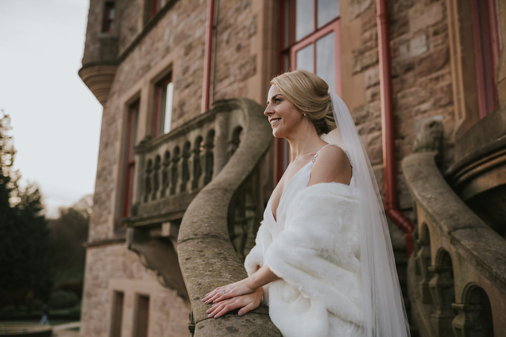 Wedding photos at Belfast Castle 50