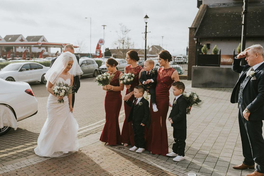 Loughshore Hotel Wedding 29