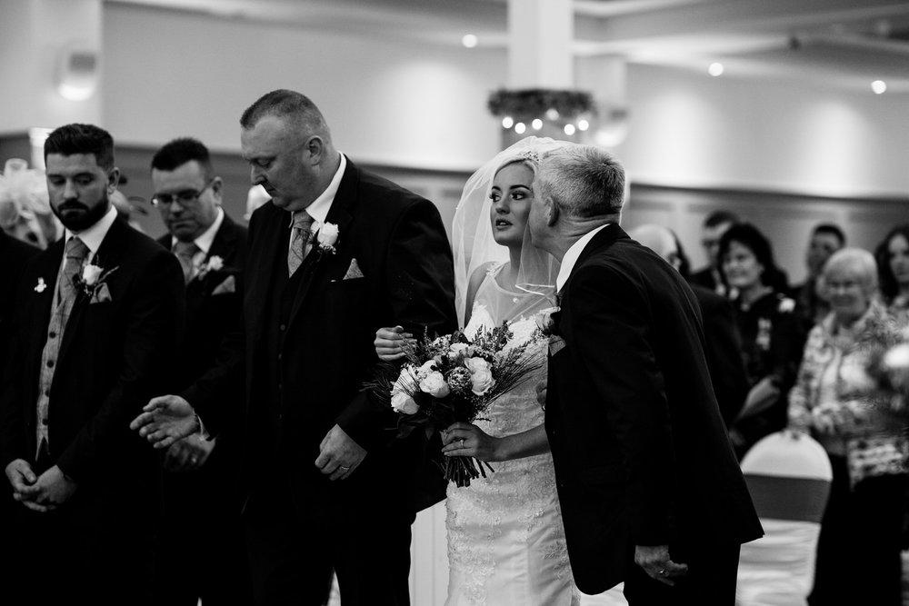 Loughshore Hotel Wedding 38