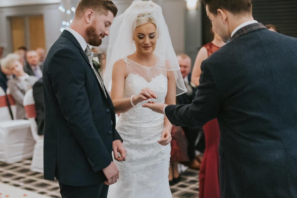 Loughshore Hotel Wedding 47
