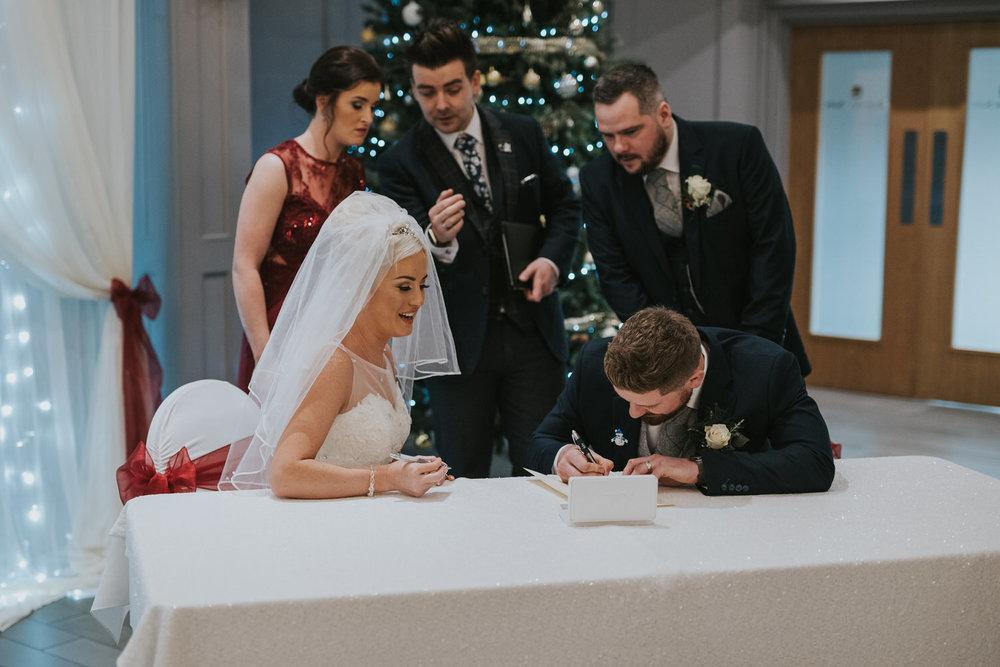 Loughshore Hotel Wedding 53