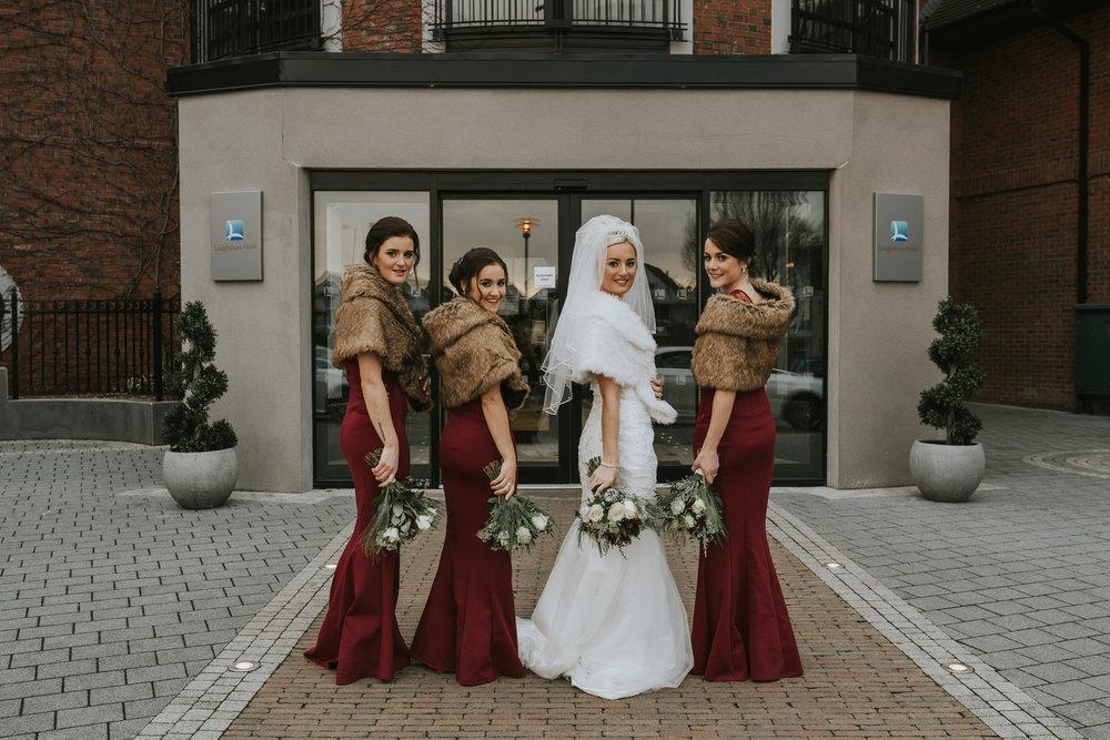 Loughshore Hotel Wedding 85